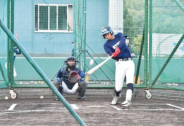 硬式野球部による「高校生練習会」を開催しますのサムネイル