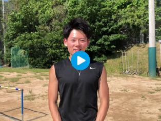 陸上競技部が、近畿選手権出場を決めました!のサムネイル