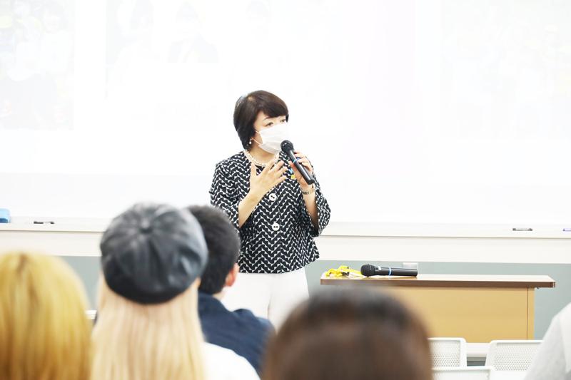 キャンパスウェディング特別講義