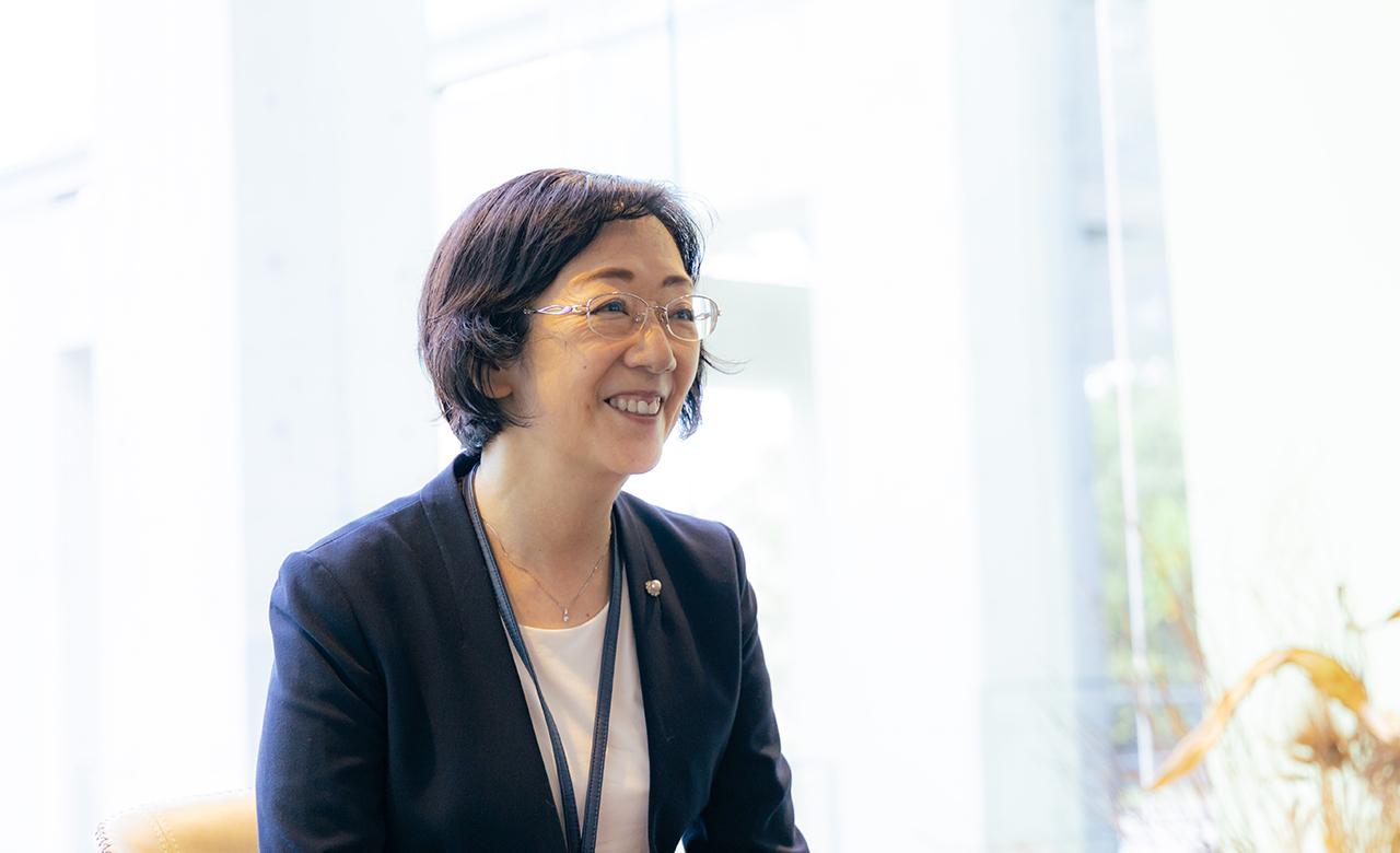 石橋仁美特任教授
